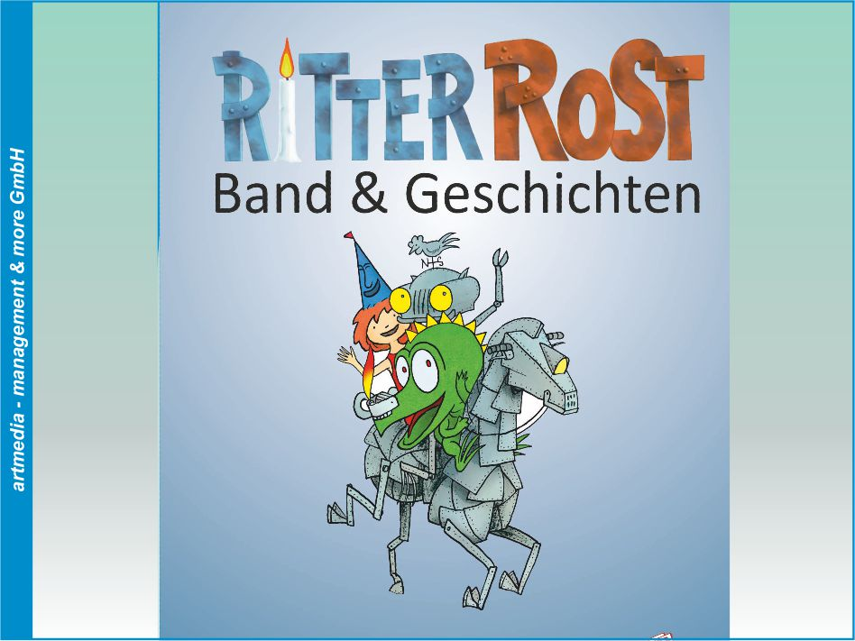 Best of Ritter Rost - Band & Geschichten