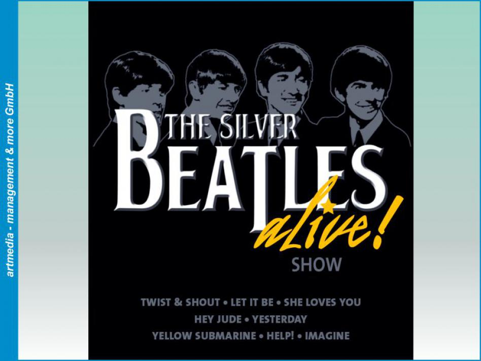 The Silver Beatles - Alive Show